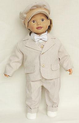 Baby Boy Vestito Smart Suit Fiocco Cappello Gilet Formale Festa Matrimonio Battesimo-mostra Il Titolo Originale