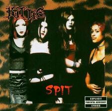 KITTIE - Spit, 2000 Enhanced CD, Morgan Lander, PA, Explicit, NEW