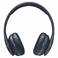 Samsung Level On Over-Ear 3.5mm Wireless Bluetooth Headphones (Black)