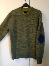 Burberry Prorsum chunky knitwear melange wool cashmere jumper, size M