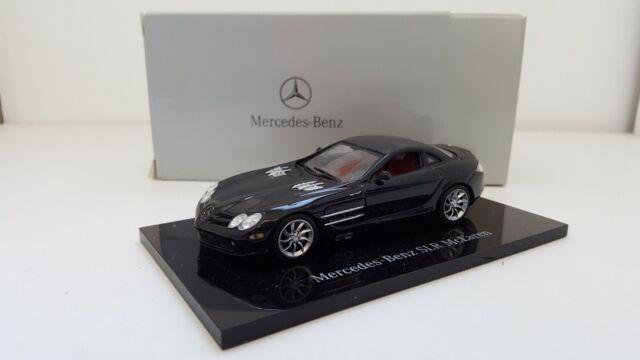 Minichamps - Mercedes-Benz SLR Mc Laren noire (1/43)