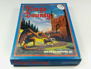 King-s-Bounty-Commodore-Amiga-Spiel-Big-Box-OVP-sgZ-VGC-Poster-sold-seperatly