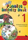 Jolly Phonics Activity Book 1: s,a,t,i,p,n by Sue Lloyd, Sara Wernham (Paperback, 2010)