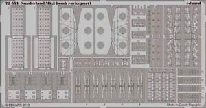 Eduard-1-72-Short-Sunderland-Mk-I-Bomb-Racks-72551