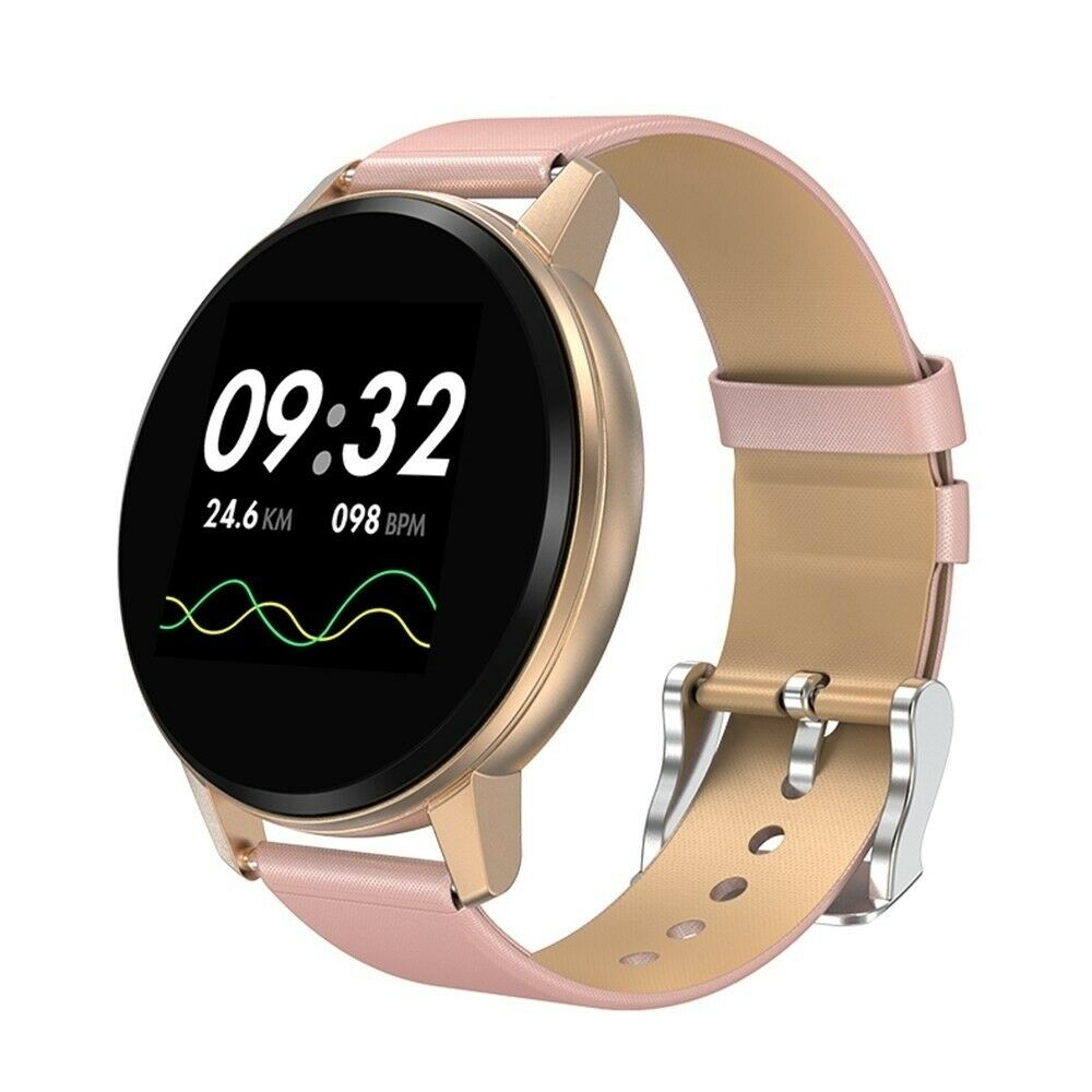 Fitness Tracker Smart Watch Waterproof Activity Tracker With Heart Rate Monitor
