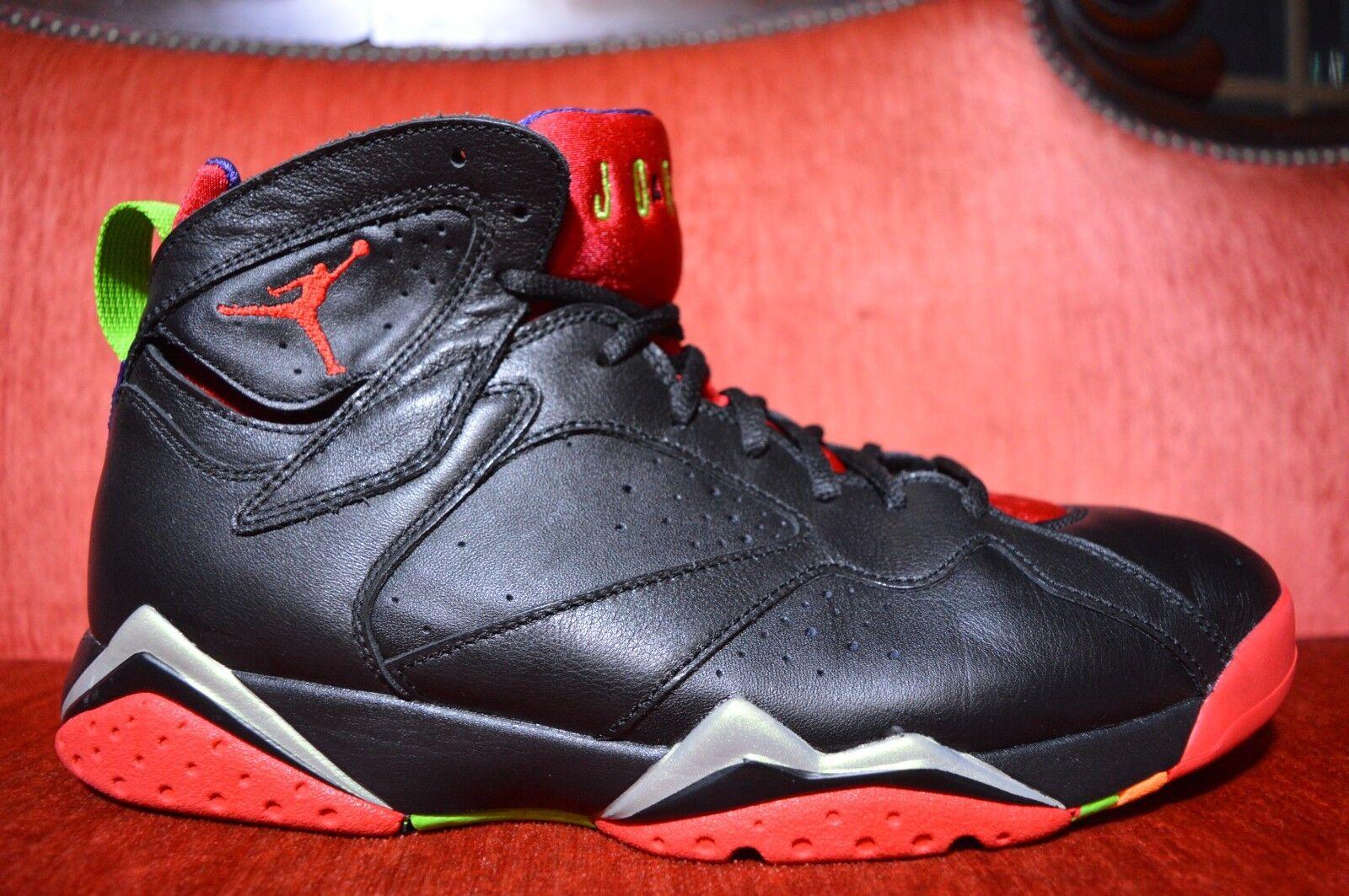 innovative design 2cffa 69072 WORN 1X Nike Air Jordan Retro VII 7 7 7 Marvin the Martian 304775-029