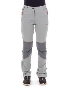Maier Sports Softshell pantalones outdoorhose trecking pantalones wanderhose señora elásticos