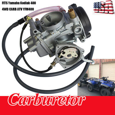 NEW CARBURETOR FITS 1996 1997 1998    YAMAHA       KODIAK       400    YFM    400       4x4    YFM400 CARB ATV   eBay