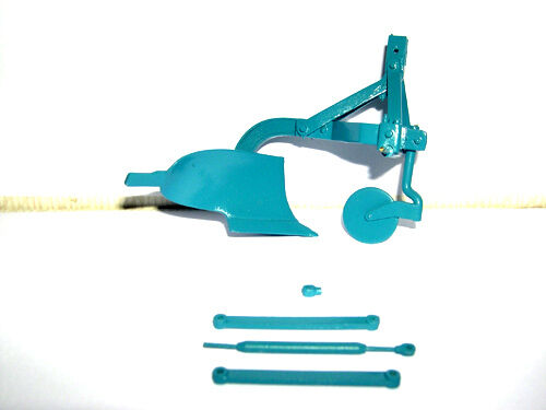 PROMOD PROMOD PROMOD Coleccionistas explotación modelo implementa Arado (azul de Ford) bf08e9
