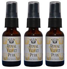 Royal Velvet Pure Deer Antler Neurotrophin Liposomal Spray w/ IGF-1 (3) 1 oz. ea