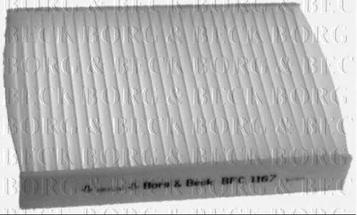 Borg /& Beck Cabina Filtro De Polen Para PEUGEOT HATCHBACK 108 1.2 60KW