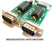Retro Joystick / Mouse Auto Switcher kmtech Amiga Commodore
