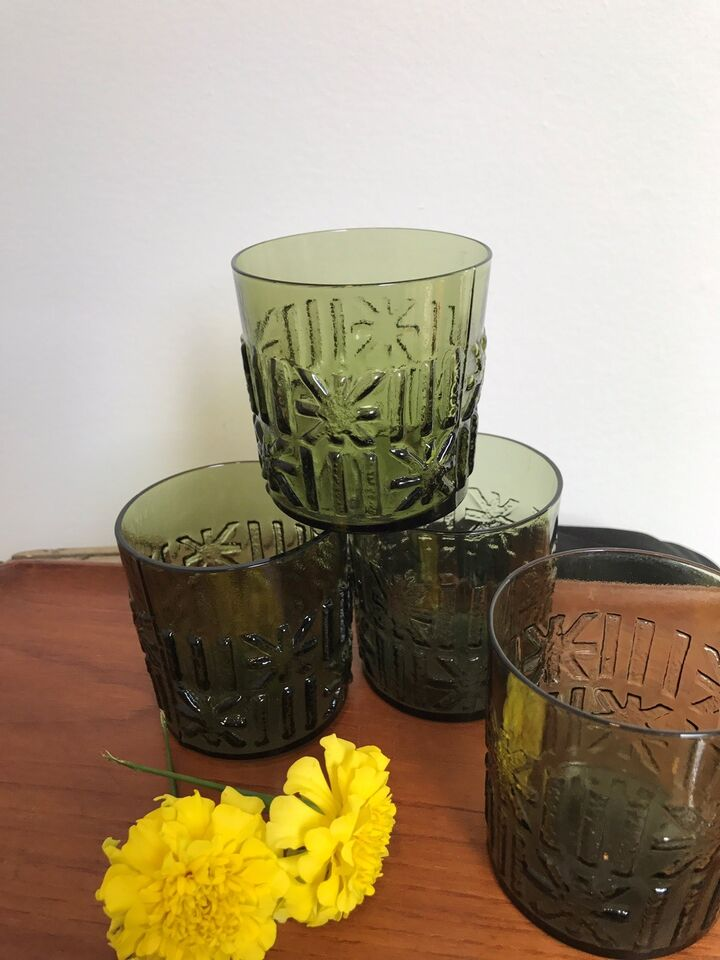 Glas, Sjusglas, Skruf glasbruk