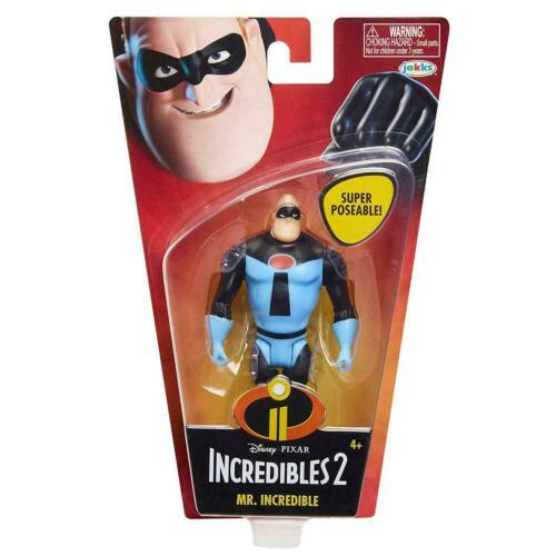 Incredibles 2 M incroyable action figures 10 cm Nouveau