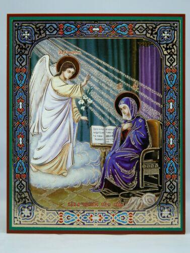 Annunciation Mother Of God Icon Благовещения Святой Богородицы Икона