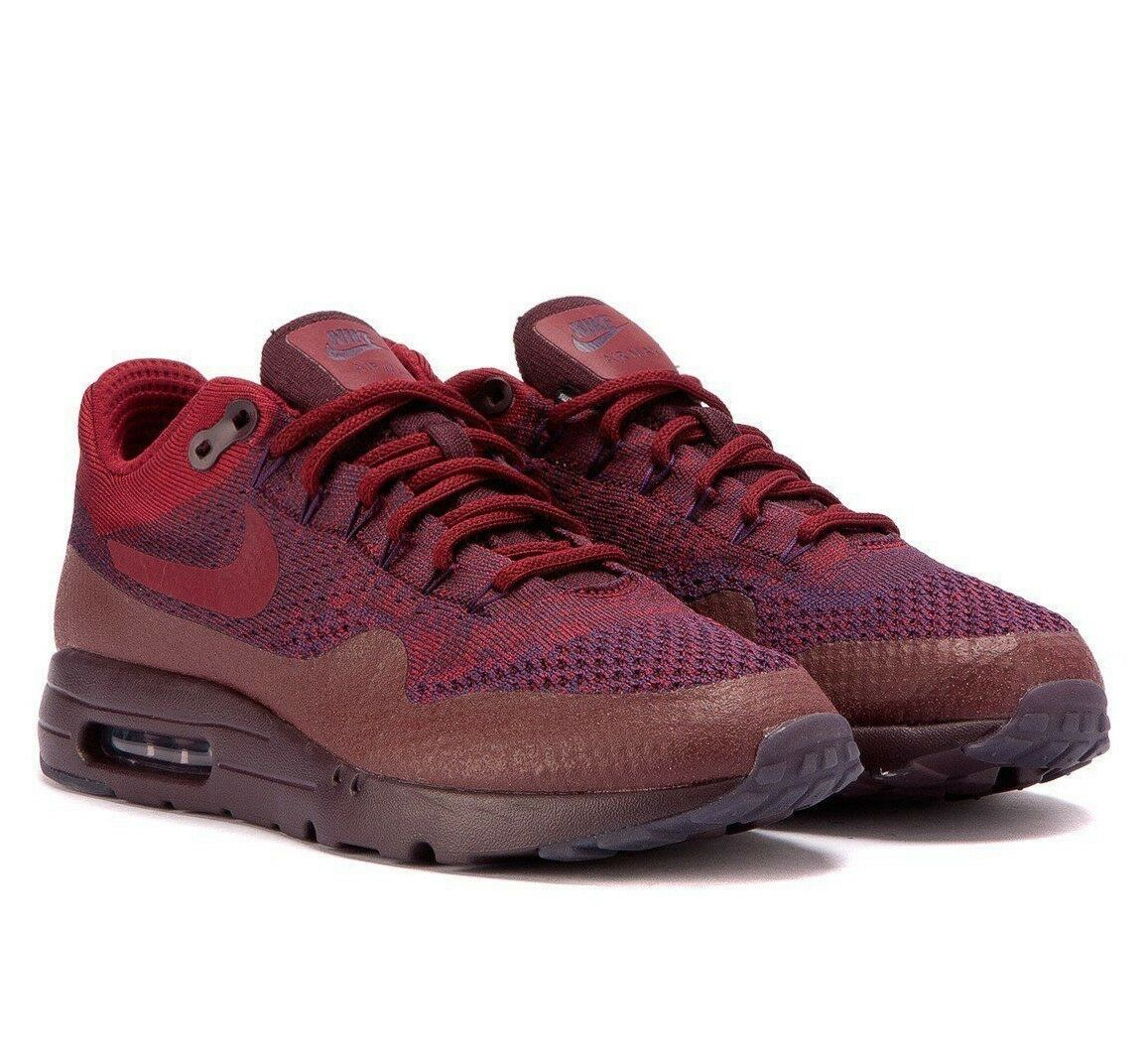 huge discount 412dd 98b63 Nike Air Max Max Max 1 Ultra Flyknit Grand Purple/Team Red (856958 566