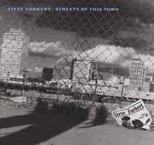 "STEVE FORBERT ""Streets Of This Town"" (CD 1988, Geffen) 10-Tracks ***EXCELLENT***"