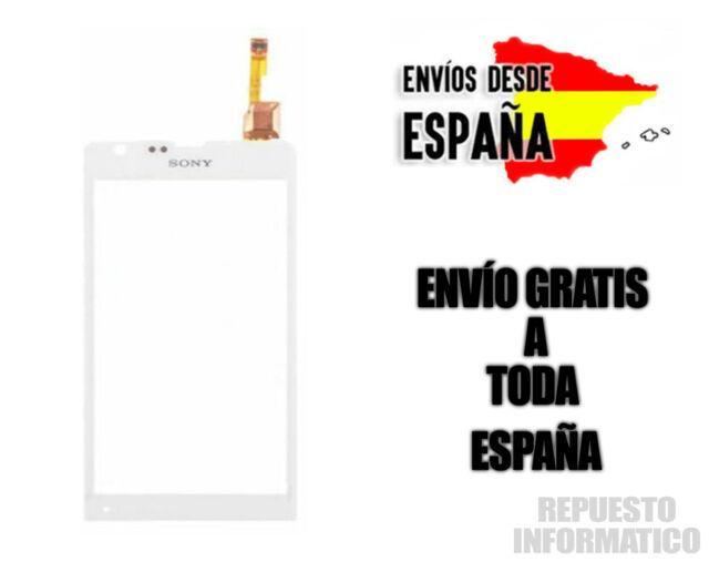 Tactil Sony Xperia SP C5302, C5303, C5306 Color Blanco Nuevo Original