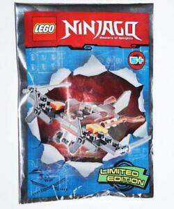 LEGO NINJAGO PIRATES FIGHTER LIMITED EDITION No 891619