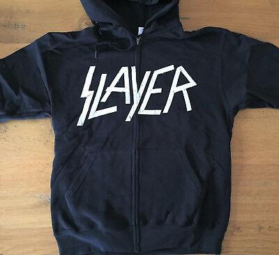 NEW /& OFFICIAL! Slayer /'Skull /& Bones/' T-Shirt