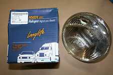 GE 7 INCH HALOGEN CAR TRUCK BIKE HEADLAMPS HI/LOW BEAN NEW IN SEALED BOX 12V  $$