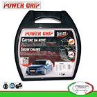 Catene da Neve Power Grip 9mm Omologate Gruppo 90 pneumatici 205/55r16 Audi S2