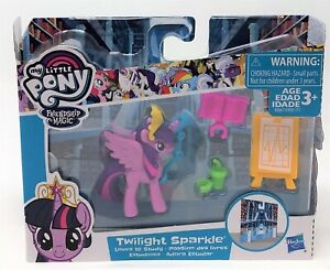 My Little Pony Friendship is Magic Twilight Sparkle Loves to Study Figure Doll