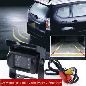 Waterproof-Car-Rear-View-Reverse-Reversing-Camera-Night-Vision-10m-Video-cable