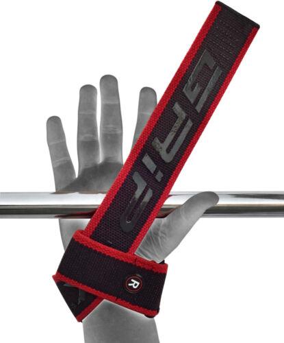 RDX Zughilfen Bodybuilding Gym Gewichtheben Krafttraining Fitness Latzughilfe