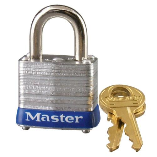 "Master Lock 1-1//8/"" P394 Padlock"