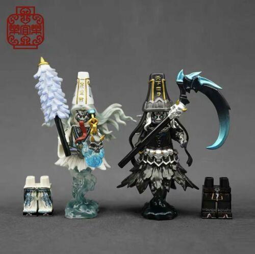 ⎡LYL BRICK⎦Preorder Custom Chinese Deities Keepers of Underworld Lego Minifigure