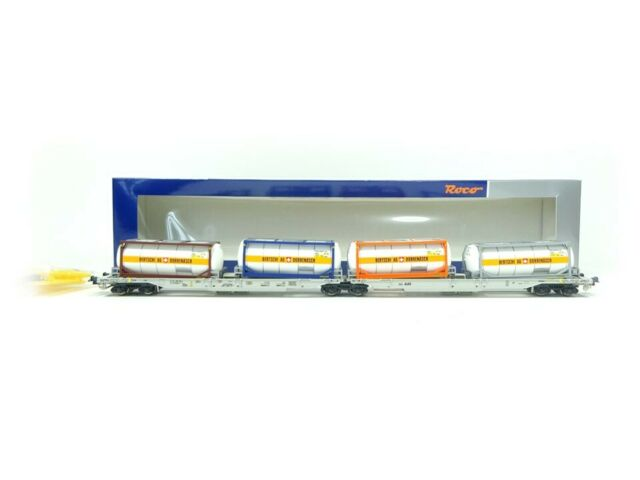 Roco H0 76438,  Doppeltaschen-Gelenkwagen, AAE, neu, OVP