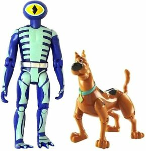 SCOOBY-DOO Walmart Exclusive NEW NIB 50 Years Scooby and the Skeleton Man