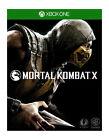 Mortal Kombat X (Microsoft Xbox One, 2015)