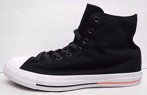 5fb664afc723 Converse Size 11 Black Hi Tops All Star Sneakers New Mens Shoes