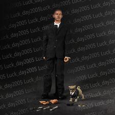 Dragon MIB3 Men In Black 3 Agent J Will Smith w/ Frank Dog 1/6 Figure (NO BOX)