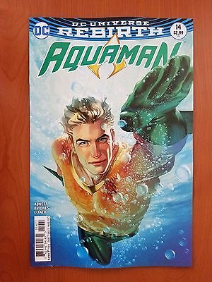 DC Aquaman Vol Joshua Middleton Variant 1st Print 8 # 6