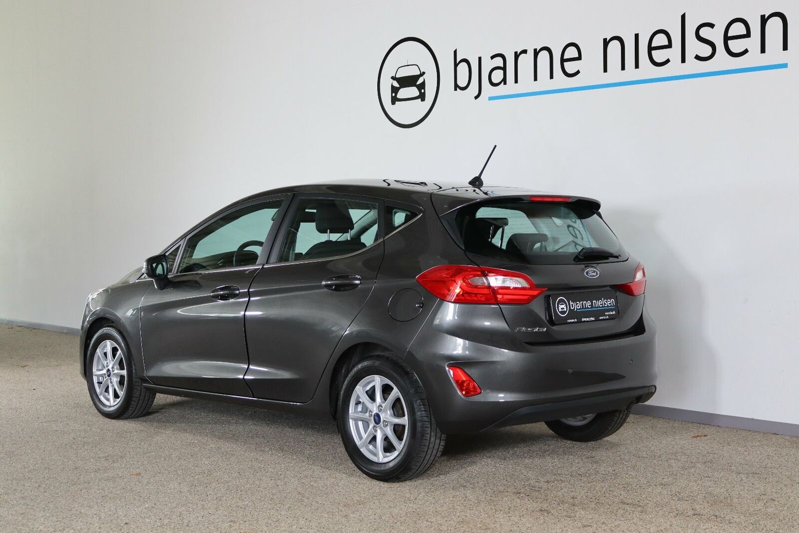 Ford Fiesta 1,0 EcoBoost Titanium aut. - billede 2