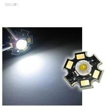 De alto rendimiento LED Chip 3W BLANCO puro ALTA POTENCIA blanco LEDs