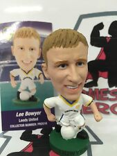 CORINTHIAN PROSTARS LEEDS UNITED LEE BOWYER PRO516 SEALED IN SACHET WITH CARD