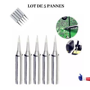 5X-PANNE-POUR-FER-A-SOUDER-900M-TB-900M-TI-900M-T-3C-898D-852D