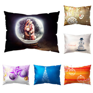 LD-CHRISTMAS-PATTERN-LETTERS-PILLOW-CASE-SOFA-BED-CUSHION-COVER-HOME-DECOR-ST