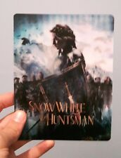 Snow White and the Huntsman 3D lenticular Flip effect for Steelbook