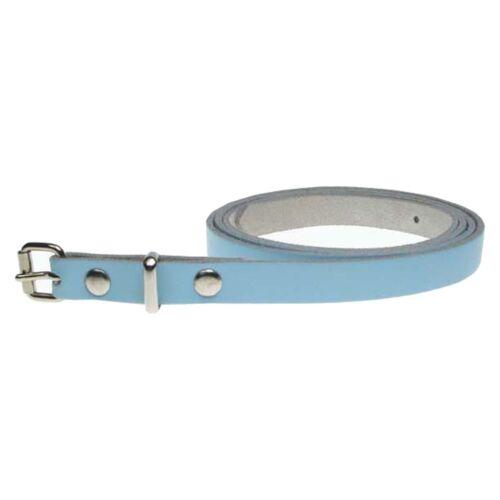 Acquistare a buon mercato 12mm Bambini Taglia Jeans Cintura Per Ragazzi Ragazze 1//2 pollice wide Made in UK