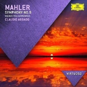 CLAUDIO-ABBADO-MAHLER-SINFONIE-9-CD-NEU-MAHLER-GUSTAV