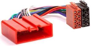 Radioadapter-Mazda-auf-ISO-Adapter-Auto-RADIO-Kabel-2-3-5-MPV-MX5-6-Premacy-uvm