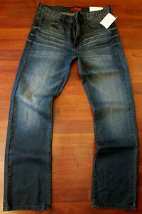 30 Droite 32 D Jambe Jeans Hommes Taille Guess X FXxWfqRwv6
