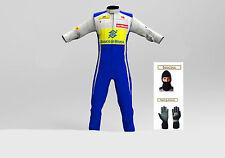 Sauber Hobby kart race suit 2015 style
