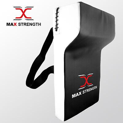 Boxing, Martial Arts & Mma Maxstrength Boxeo Rugy Hit Escudo Entrenamiento Equipación Rucking Abordar Wedge