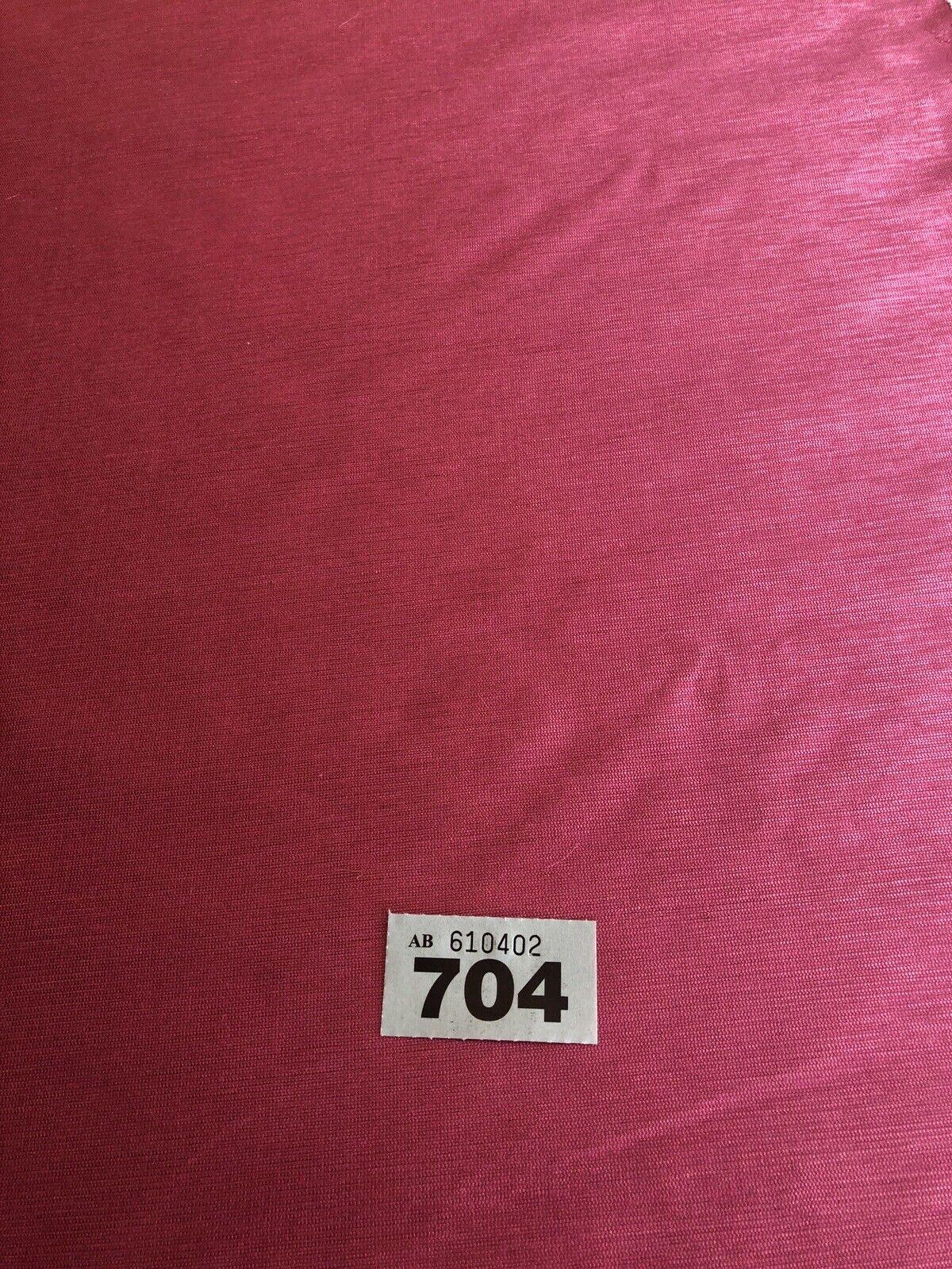 REMNAN Roll End Fabric Curtain Blind Cushion Cushion Cushion Craft 136x224cm 704 Rosa 34e870